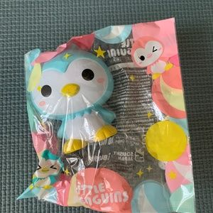 Squishy Japan - Little Penguins Blue - ibloom (#2)